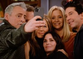 Courteney Cox 'hurt' she was only Friends star not to receive Emmy nomination