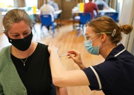 Covid vaccine: People getting early second jab 'want Delta variant protection' – and to watch Euros safely