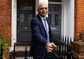 A LITTLE FAITH What religion is the newly appointed Health Secretary, Sajid Javid?