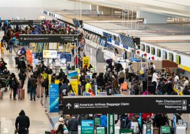 Americans travel again, highest single day since March 2020