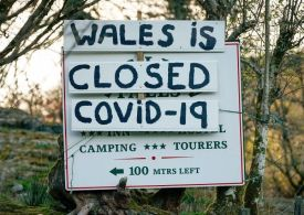 No major lifting of restrictions in Wales before July