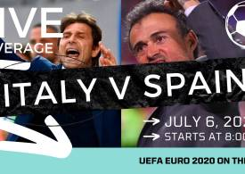 Euro 2020: Italy vs Spain: Predictions, Lineup, TV channel, Kickoff