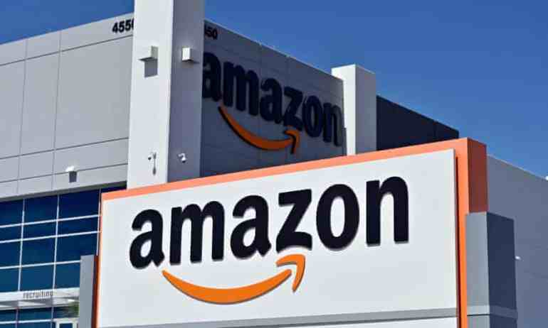 Amazon hit by record $887 million EU privacy fines - AMZN stock falls by 8%