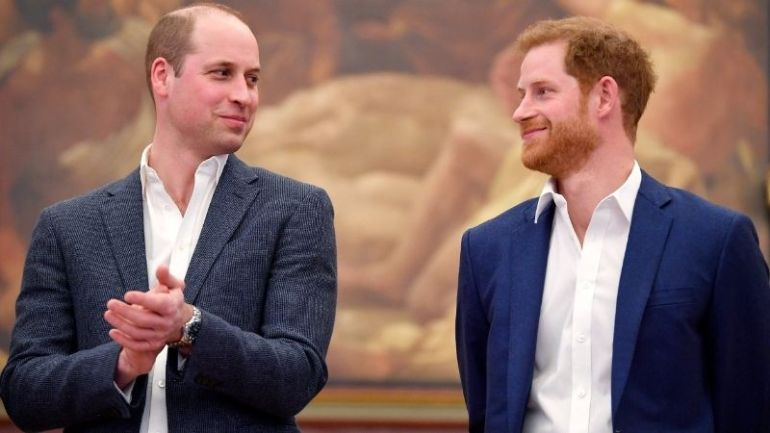 Prince William's staff 'planted fears about Harry's mental health', claims ITV scraps