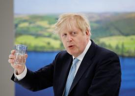 Boris Johnson says that without levelling up Britain can fire on only one cylinder