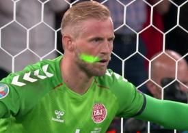 Euro 2020: England charge by Uefa after 'laser' penalty incident