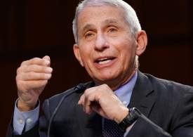 US going 'in wrong direction' as COVID cases rise: Fauci