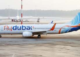 Two airplanes collide at Dubai's main airport
