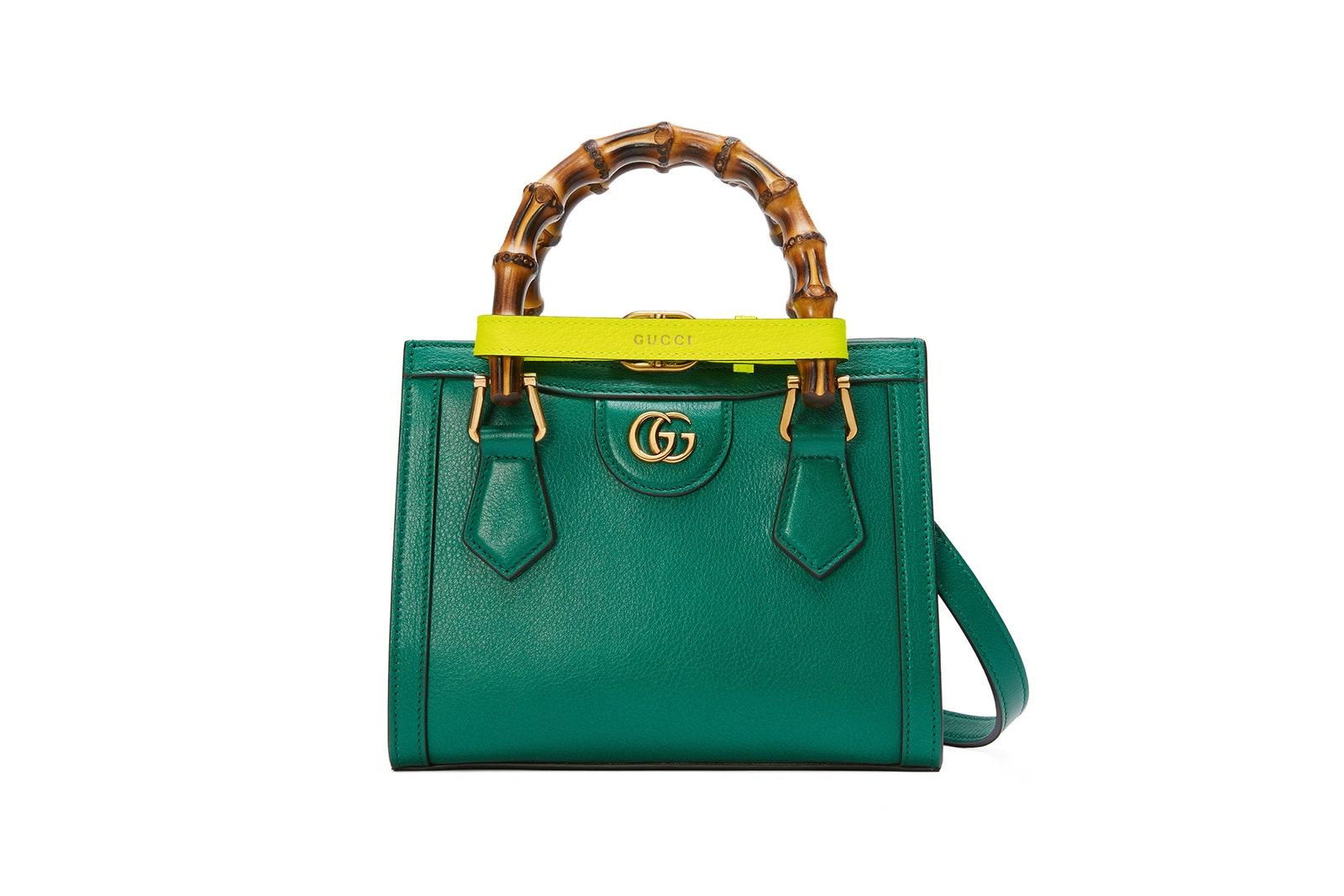 Gucci Diana: Gucci relaunch its classic Princess Diana bag