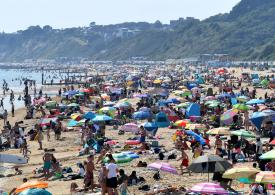 How hot could Britain get? Prepare for temperatures of 40C