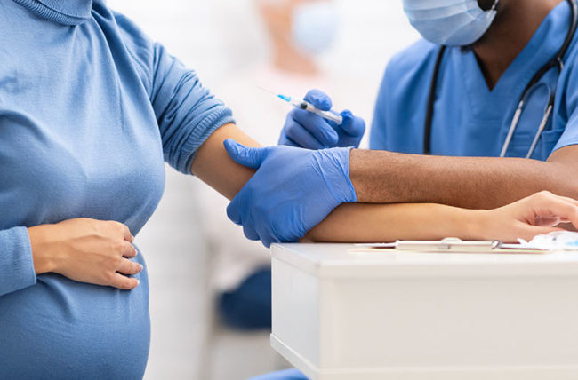 Pregnant women urged to get jab as majority unvaccinated
