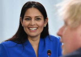 Priti Patel's plan to jail Channel asylum seekers 'will cost taxpayers £412m a year'