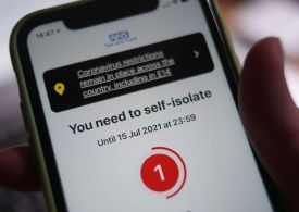 UK COVID: 618,903 people pinged by NHS Covid-19 app