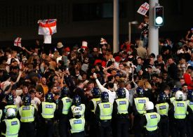 Euro 2020: FA launches independent investigation into trouble at Wembley