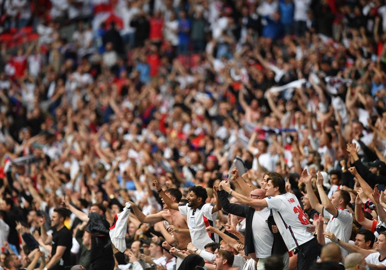 Football fans threatened with stadium ban if not vaccinated