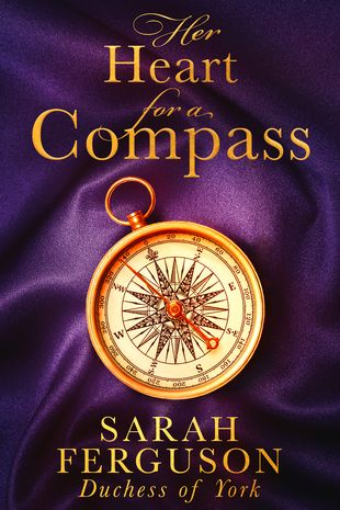 Her Heart for a Compass by Sarah Ferguson review – Mills & Boon debut is chaste good fun
