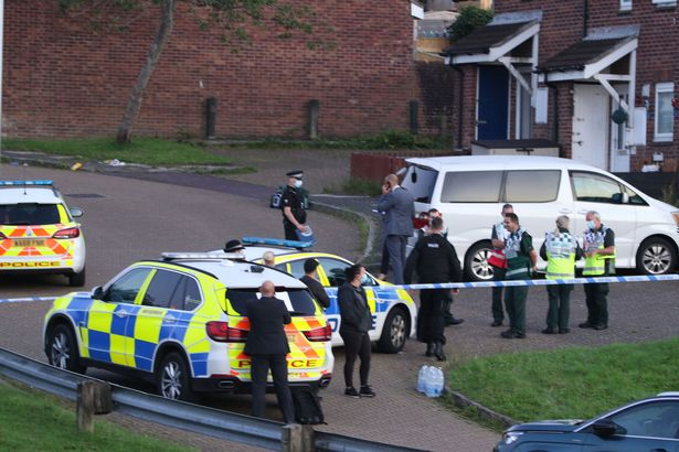 Plymouth shooting: Six dead including suspect after gunman opens fire in Keyham area of city