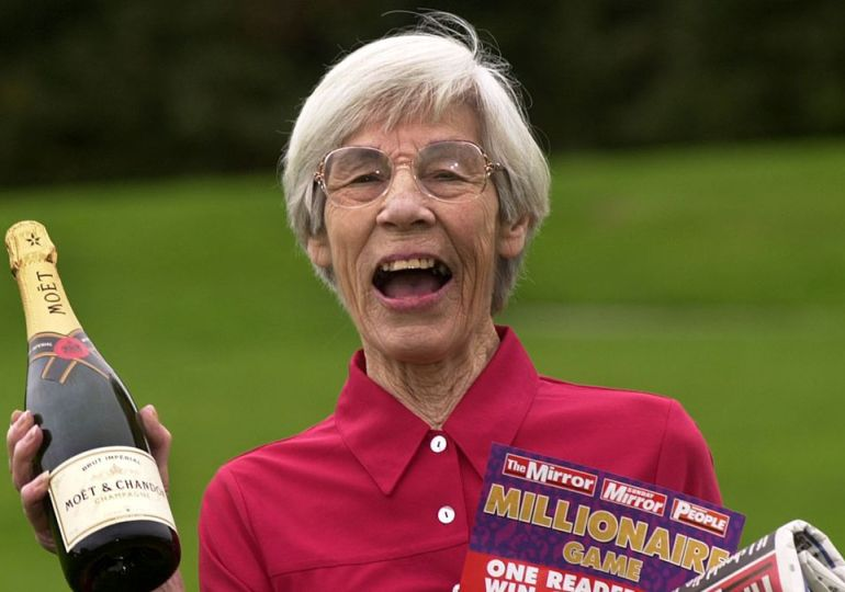 'Winning the Daily Mirror £1million jackpot literally saved our mum's life'