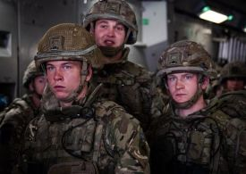 UK troops desperate last stand to rescue 6,000 Brits from as Taliban seize Kabul