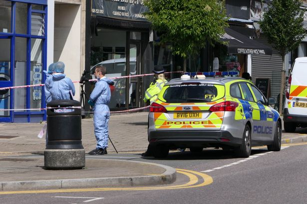 Two boys, 14, arrested after dad-of-three stabbed to death in London