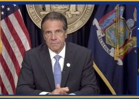 New York Governor Cuomo resigns in harassment scandal, capping stunning fall
