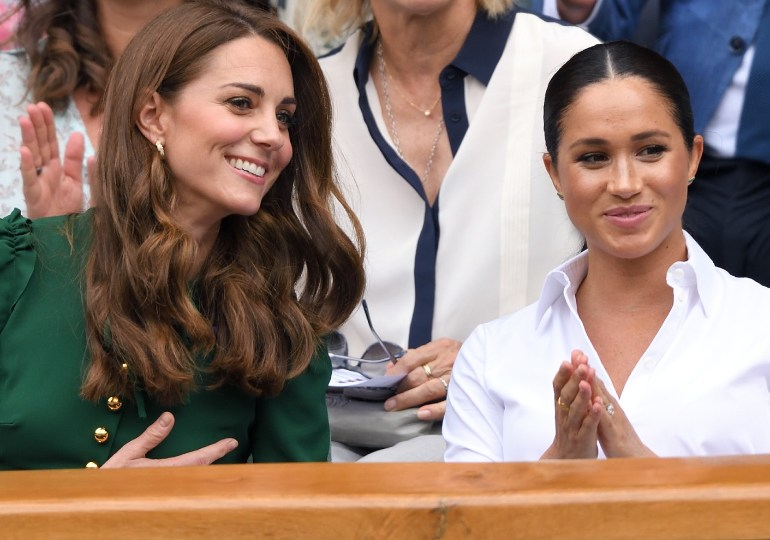 Duchesses Meghan Markle and Kate Middleton to TEAM UP for a Netflix documentary
