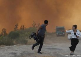Latest: Wildfires in Europe - Italy, Bosnia, Greece & Turkey wildfires - Firefighters still fighting!