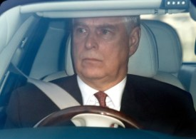 Prince Andrew at Balmoral for holiday with Queen as Virginia Guiffre's lawyer says he 'can't ignore courts'