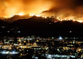 California fires map: Where wildfires are spreading on the US west coast after town of Greenville destroyed