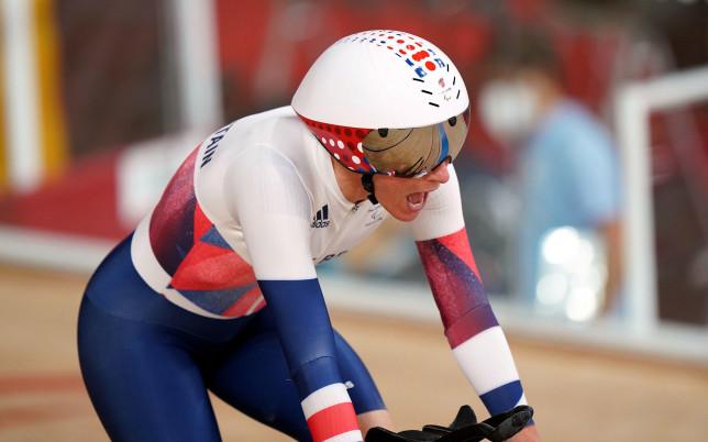 Dame Sarah Storey wins Team GB's first gold medal at Tokyo Paralympics