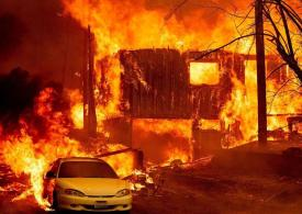 Dixie Fire becomes California's second-largest wildfire ever