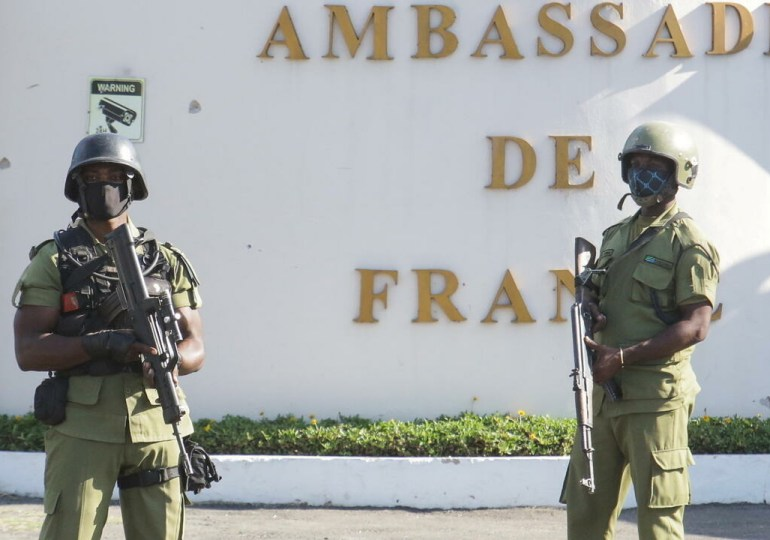 Four killed, six injured in attack near French Embassy in Tanzania