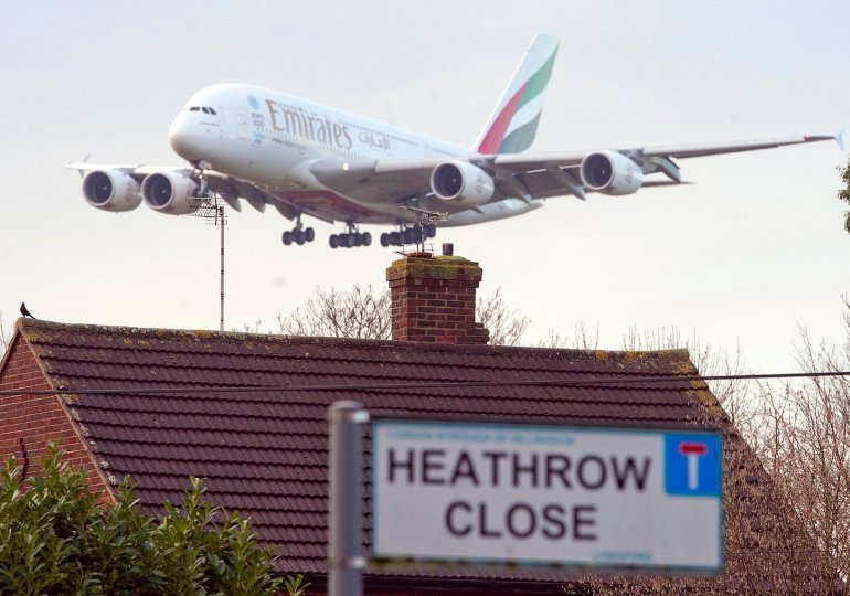 Heathrow pleads for US to ease travel restrictions