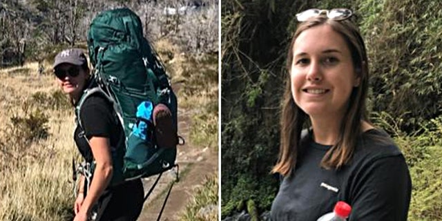 Body of missing hiker, 23, is found beneath rockslide in Montana mountains almost two months after she disappeared