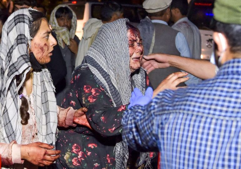 Kabul airport attack: UK has entered 'final hours' of evacuation