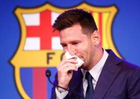 Messi's sad exit shows players are at the bottom of football's power structure
