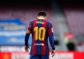 Lionel Messi leaving Barcelona after 'financial and structural obstacles' thwart contract renewal