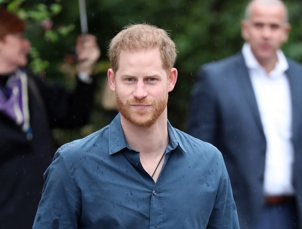 Prince Harry replaced as England rugby RFU patron by surprising royal