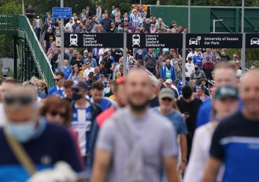 Premier League club chief 'sorry' as football hit by worker shortages