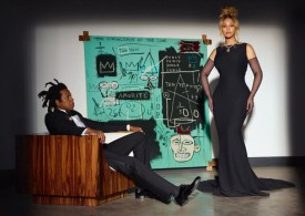 Beyonce wears priceless Tiffany Yellow Diamond in new campaign