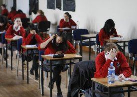 A-levels: 2022 students need easier exams to make up for Covid disruption