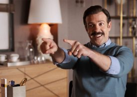 The secret of happiness? Be more like Ted Lasso