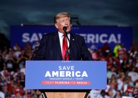 Donald Trump to hold another rally as he teases #TRUMP2024