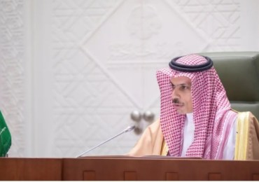 Saudi Foreign Minister assures Algerian counterpart of support amid fires