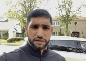 """Amir Khan boxer kicked off flight by American Airlines Tweeting """"NOT ALL Terrorists"""""""