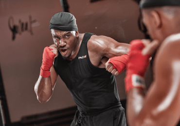 Bugzy Malone punched two guys and broke their jaw