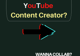 Do you smash it as a YouTube content creator? Wanna Collab?