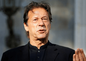 Imran Khan's government accused of silencing journalists by the Chief Justice