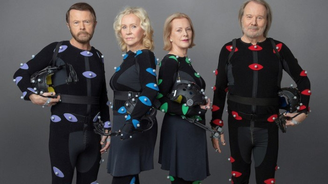 Abba Voyage: Reunited Abba unveil VR live show and first songs since 1982