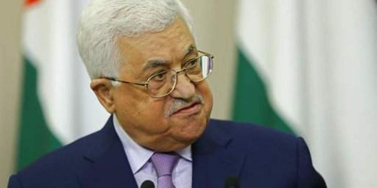 Nearly 80 per cent of Palestinians want President Abbas to quit: Poll